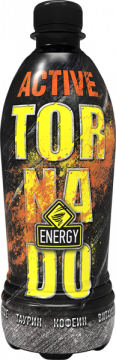 TornadoEnergy ACTIVE 0,473л./12шт. Торнадо