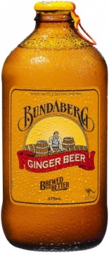 Бандаберг Имбирный лимонад (Bundaberg Ginger Beer) 0,375л./12шт.