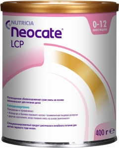 NUTRICIA Неокейт LCP 400г 1/4