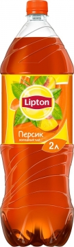 Липтон 2л. Персик 6шт. Lipton Ice Tea