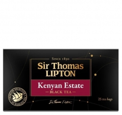 SIR THOMASЛиптон Чёрн. KENYAN ESTATE (25ПX2Г)