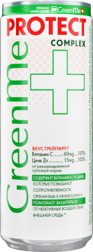 ГринМи плюс протект (GreenMe plus protect) 0,33л./12шт.
