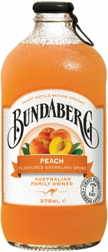 Бандаберг Персик Bundaberg Peach 0,375л./12шт.