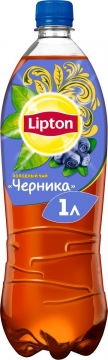 Липтон черника 1л./12шт.  Lipton Ice Tea