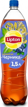 Липтон черника 1,5л./6шт.  Lipton Ice Tea